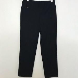 Lisette L Montreal pants wide waist band black 6
